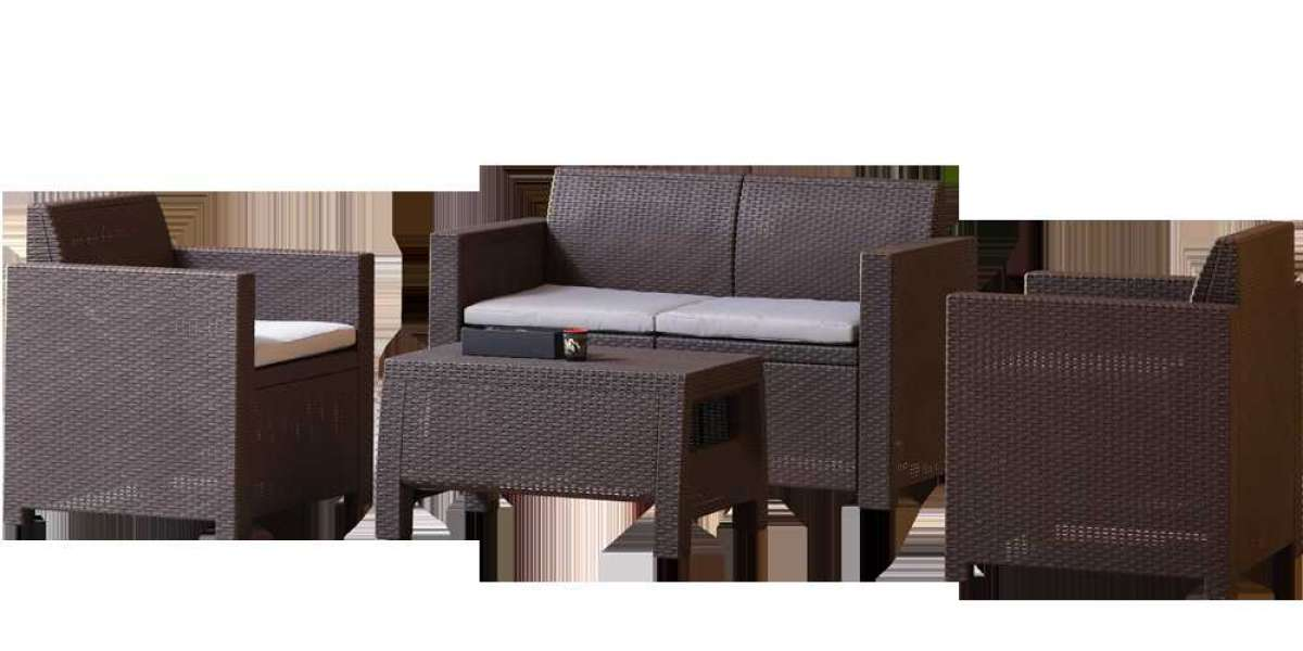 Benefits of Insharefurniture Outdoor Rattan Set II