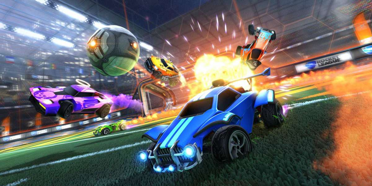 Rocket League is currently only to be had digitally