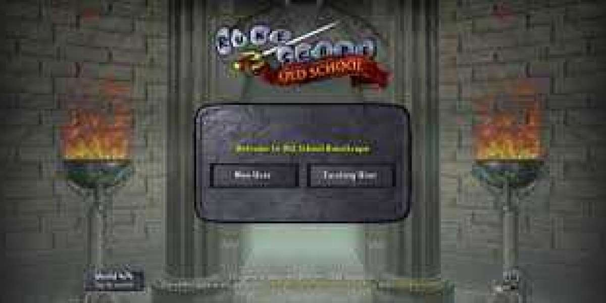 A beginner's guide for old school RuneScape gamers
