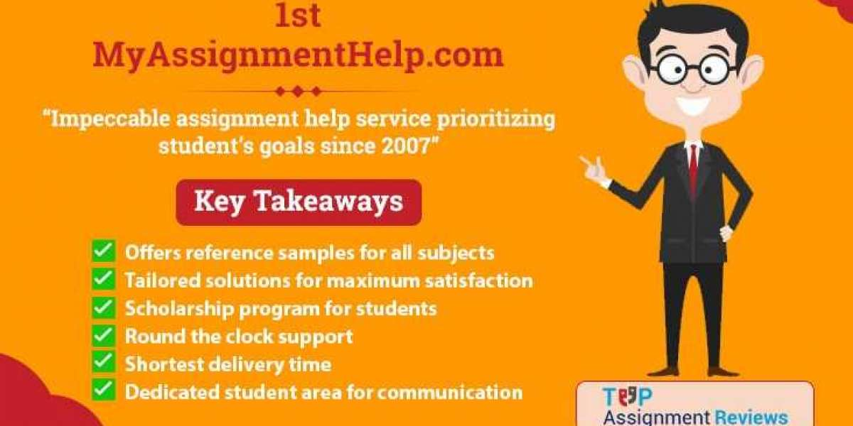 Is MyAssignmentHelp Legit? Why MyAssignmenthelp.com is a renowned name?